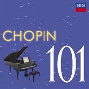 101 Chopin   CD