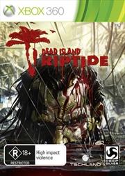 Dead Island Riptide | XBox 360