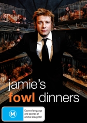 Jamie's Fowl Dinners | DVD