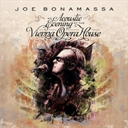 An Acoustic Evening At The Vienna Opera House | CD