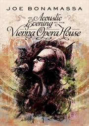 An Acoustic Evening At The Vienna Opera House | DVD
