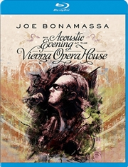 An Acoustic Evening At The Vienna Opera House | Blu-ray
