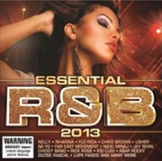 Essential R And B 2013   CD