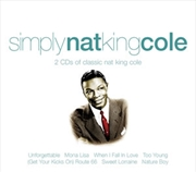 Simply Nat King Cole   CD