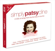 Simply Patsy Cline | CD