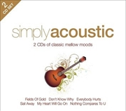 Simply Acoustic   CD