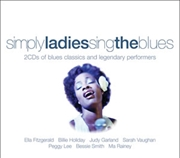 Simply Ladies Sing The Blues
