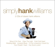 Simply Hank Williams | CD