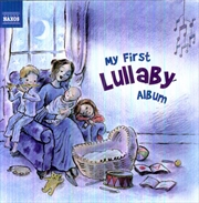 My First Lullably Album | CD
