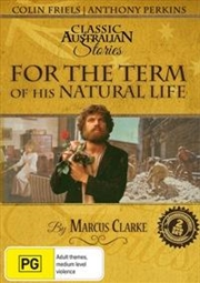 For The Term Of His Natural Life | DVD