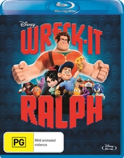 Wreck It Ralph | Blu-ray