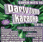 Party Tyme Karaoke: Super Hits; V16 (Import)