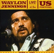 Live At The US Festival | CD