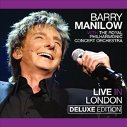 Live In London: Deluxe Edition (Import)