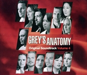 Grey's Anatomy; V4 | CD