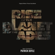 Rise Of The Planet Of The Apes (Import) | CD