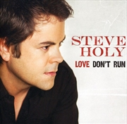 Love Dont Run | CD