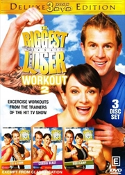 Biggest Loser:The Workout Vol 2: Deluxe Edition | DVD