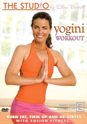 Studio By Ellen Barrett: Yogini Workout | DVD