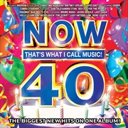 Now Thats What I Call Music 40 (Import) | CD