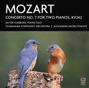 Mozart: Concerto No 7 For Two Pianos KV242 | CD