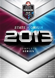 State Of Origin 2013 | DVD