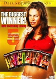 Jillian Michaels - The Biggest Winner | DVD