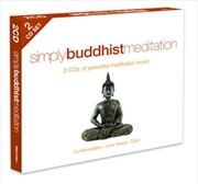 Simply Buddhist Meditation | CD