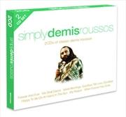 Simply Demis Roussos   CD