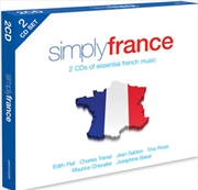Simply France | CD