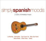 Simply Spanish Moods | CD