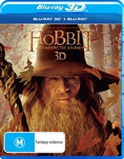 Hobbit: An Unexpected Journey 3D