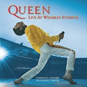Live At Wembley Stadium | CD