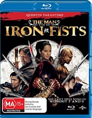 Man With The Iron Fists | Blu-ray