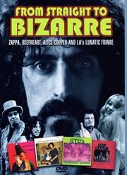 Straight To Bizarre   DVD