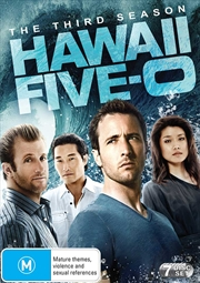 Hawaii Five-0 - Season 3 | DVD