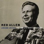 Lonesome And Blue: Complete Country Recordings | CD