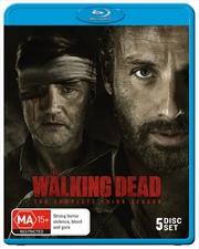 Walking Dead; S3 (EXCLUSIVE ARTWORK)
