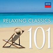 101 Relaxing Classics   CD