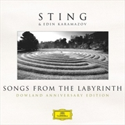 Songs From The Labyrinth | CD