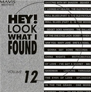 Vol 12 Hey Look What I Found | CD