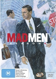 Mad Men - Season 6   DVD