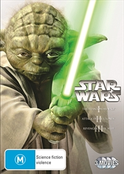 Star Wars Prequel Trilogy | DVD