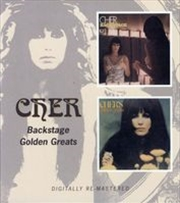 Backstage / Golden Hits Of Cher | CD