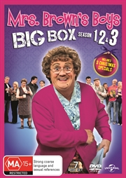 Mrs Brown's Boys Big Box | DVD