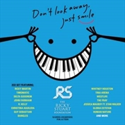 Don't Look Away Just Smile | CD