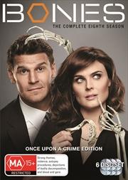 Bones - Season 08 | DVD