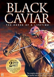 Black Caviar: Horse Of A Lifetime | DVD