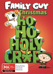 Family Guy: Ho Ho Holy Crap