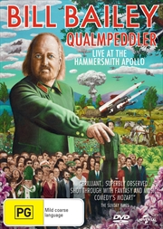 Bill Bailey: Qualmpeddler | DVD